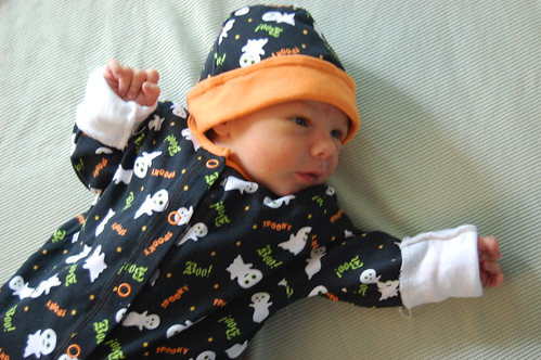 Halloween - One week old