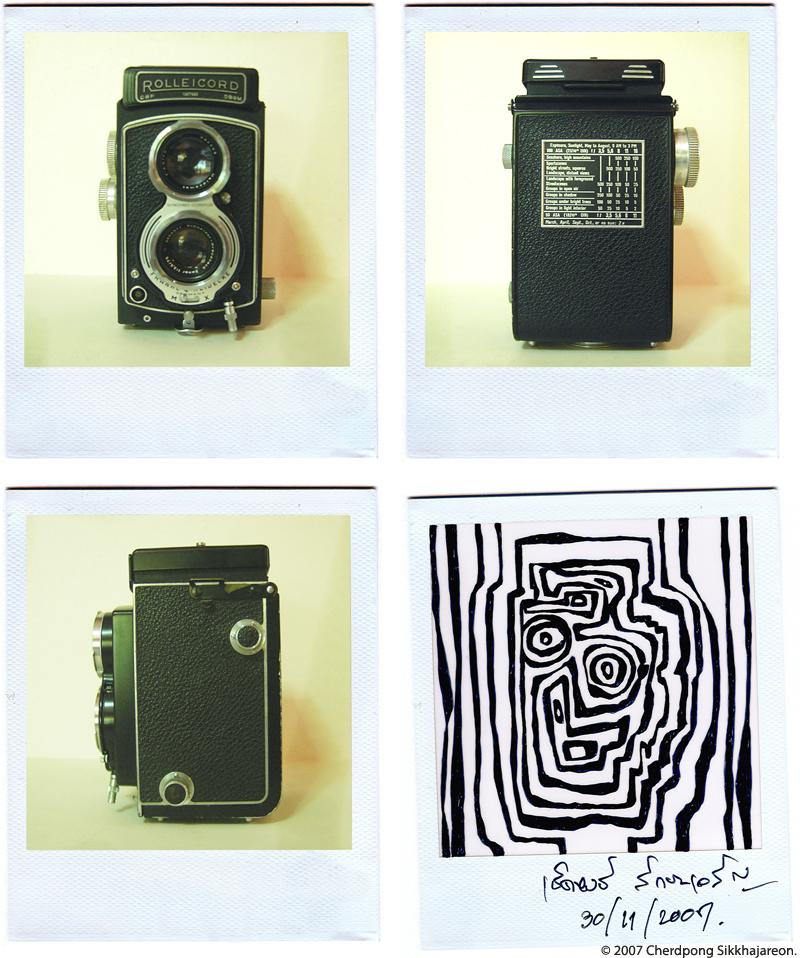 Rolleicord IV range of TLRs Camera and LINE