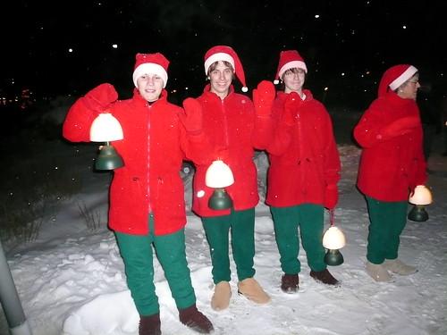 the elves