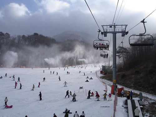 Ski Muju Resort