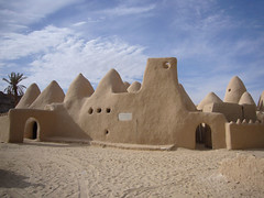Architecture - Awjilah, Oldest Mosque in Africa