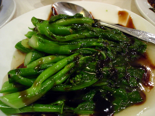 Kai Lan with Oyster Sauce