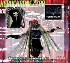 NDN - Terrorfakt T-Shirt