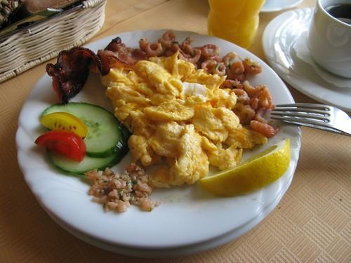 Frühstück im Strandhotel Pique 2