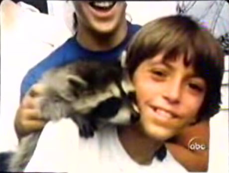Taken from the ABC 20/20 special about Chris Mccandless when he was a young boy.