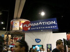 Funimation at Comic Con