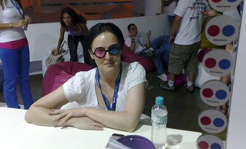 Heather Champ, gerente de comunidade do flickr