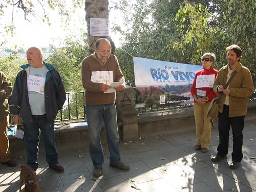 """Plataforma """"Por un Río Vivo"""" organiza el V Paseo."""