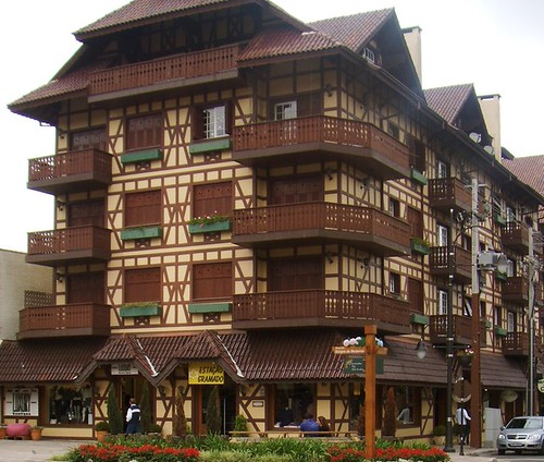 Arquitetura de Gramado