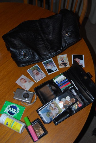 Flickr Roulette - What's in your wallet