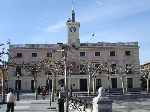 Ayuntamiento en la actualidad