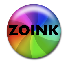 Zoink! It's the Spinning Wheel of Death