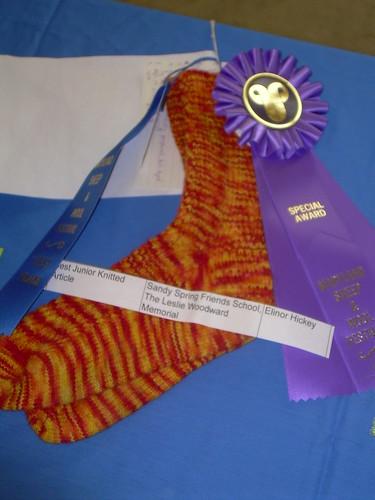 socks.  hah.
