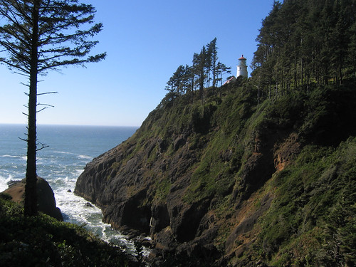 Day 08 - Heceta Head Light Station 2