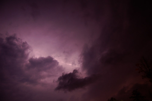 Cloud Lightning 1 on 11-14-07