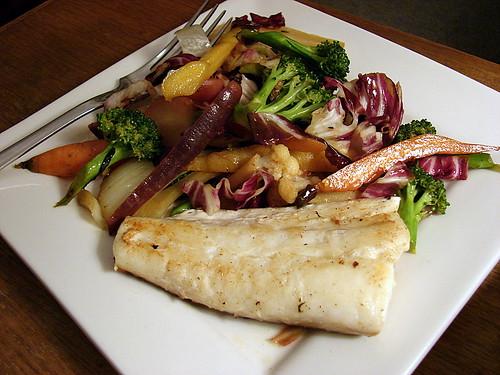 Dinner:  January 28, 2008