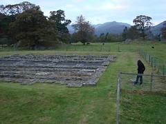 Roman fort of Galava