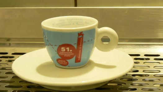 Illy 51 Biennale cup