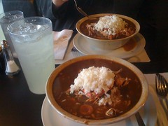 Gumbo @ Nellie's Soulfood Kitchen