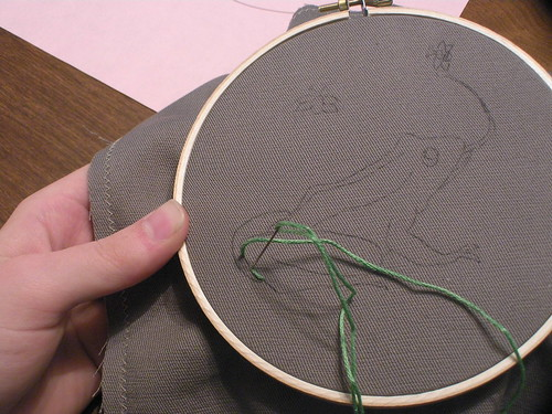 Second Stitch