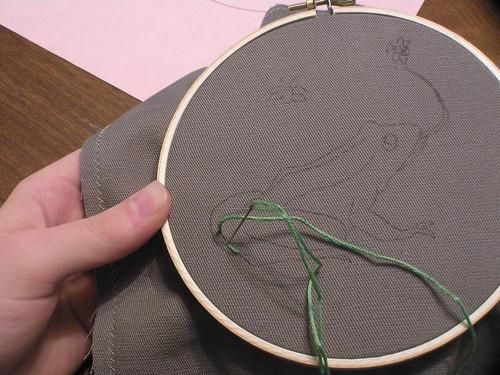 Second Stitch