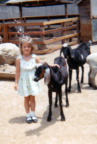 Me and Goats