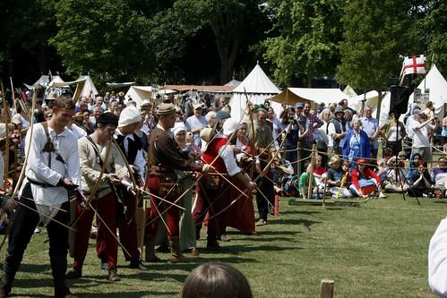 Archers Prepare