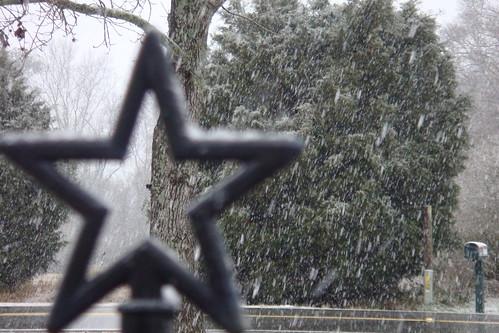 Jan19-08 Snowy Star