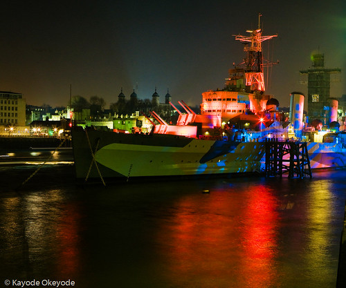 Switched On - HMS Belfast
