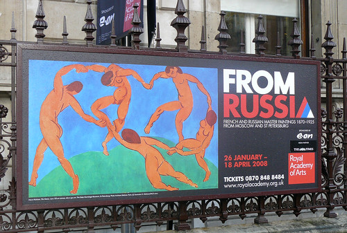 From Russia exhibition poster (by Claudecf)