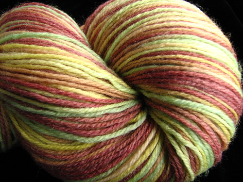 Cinnamon Fern - Sock