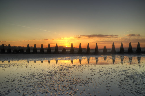 Cramond Sunset 4