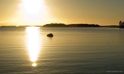 Lauttasaari Sunset
