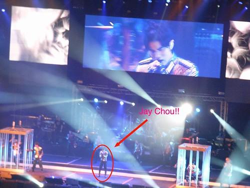 Jay Chou!