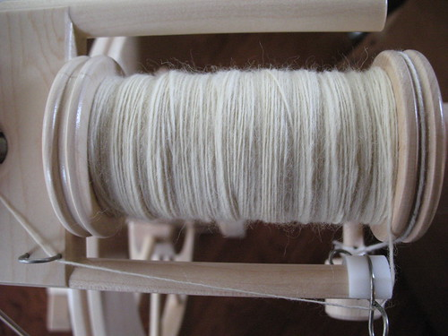 First Handspun Single Day 2