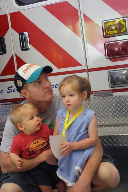 fire station field trip • preschool - 16