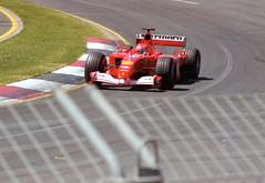 Australian Grand Prix 2001