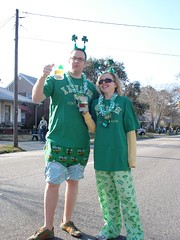 St. Paddy's Day Weekend: 2008