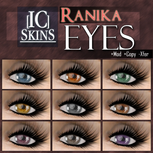 [IC-skins] eyes Ranika
