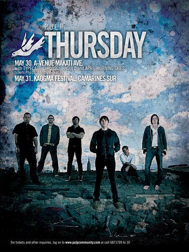 thursday live in manila