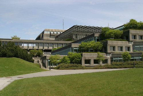 Simon Fraser University - Science buildings