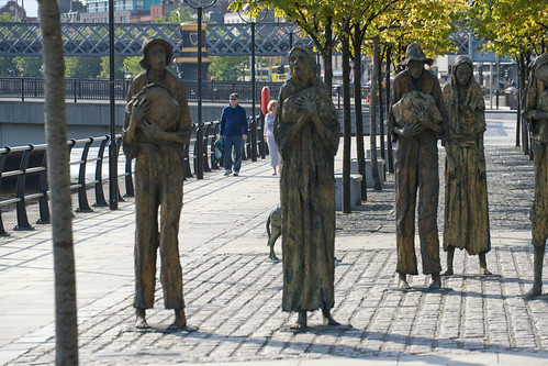 IFSC Famine Memorial
