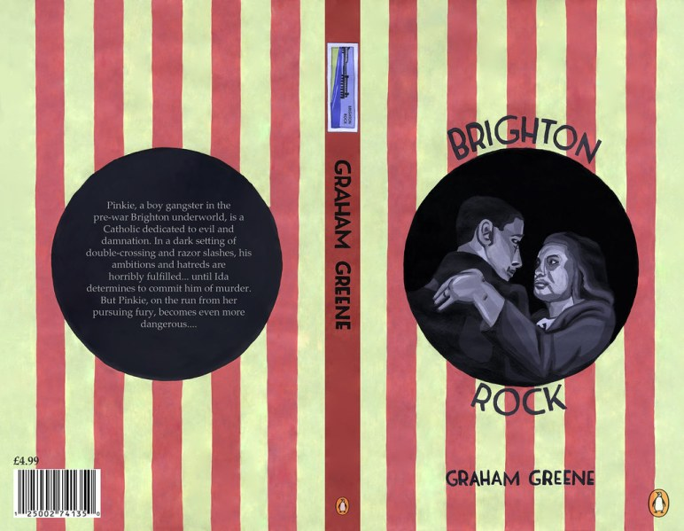 national-read-a-book-day-brighton-rock