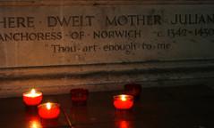 Memorial of Julian of Norwich