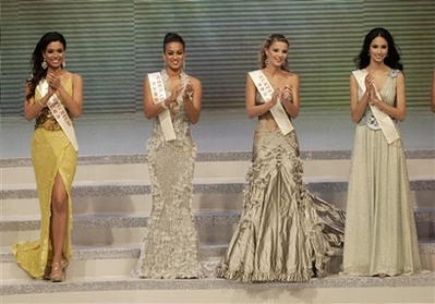 The other Miss World contenders
