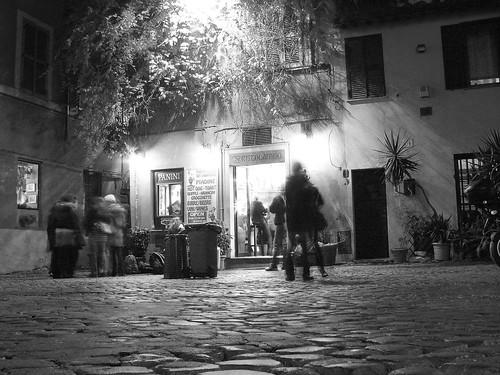 Barrio del Trastévere