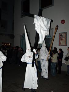 La Laguna's Silent Procession