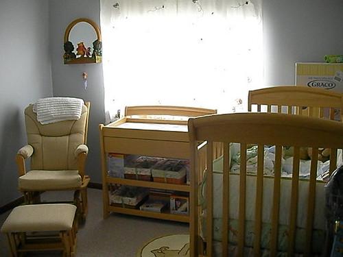 Nursery Organized 1