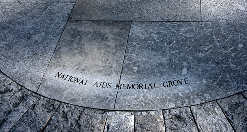 The AIDS Memorial Grove