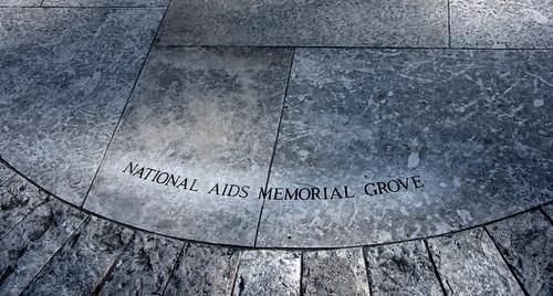 The AIDS Memorial Grove